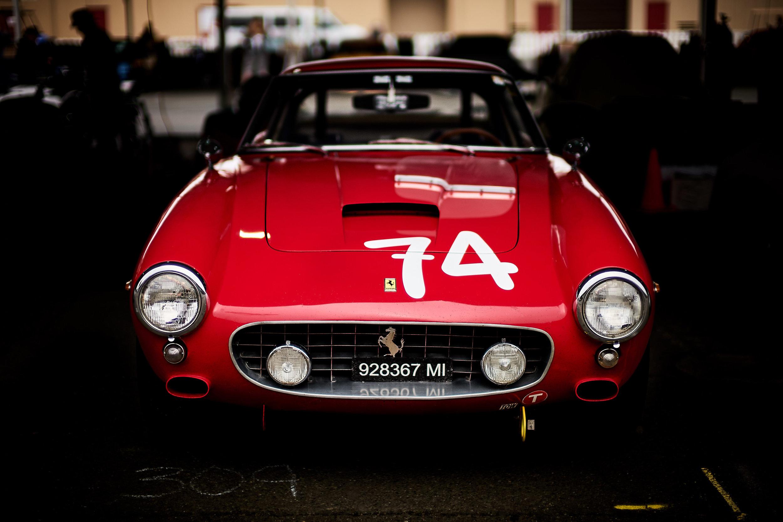 1961 Ferrari 250 SWB / Ned Spieker