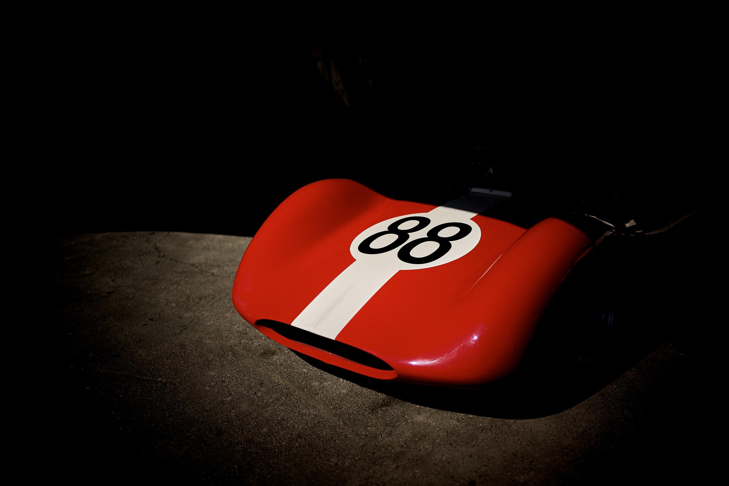 1961 Huffaker Genie-Alfa / David Martin
