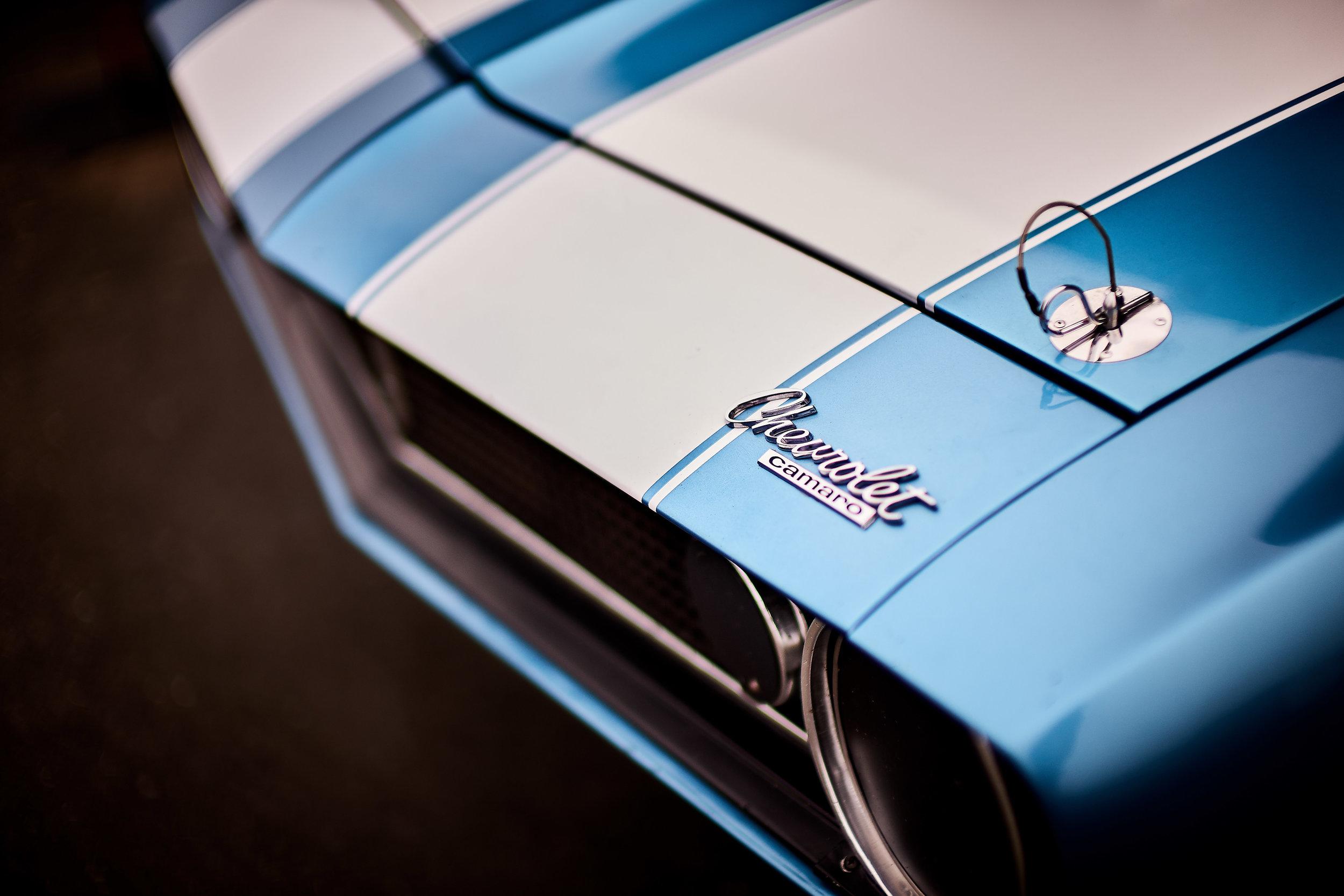 1969 Chevrolet Z28 / Jim Reed