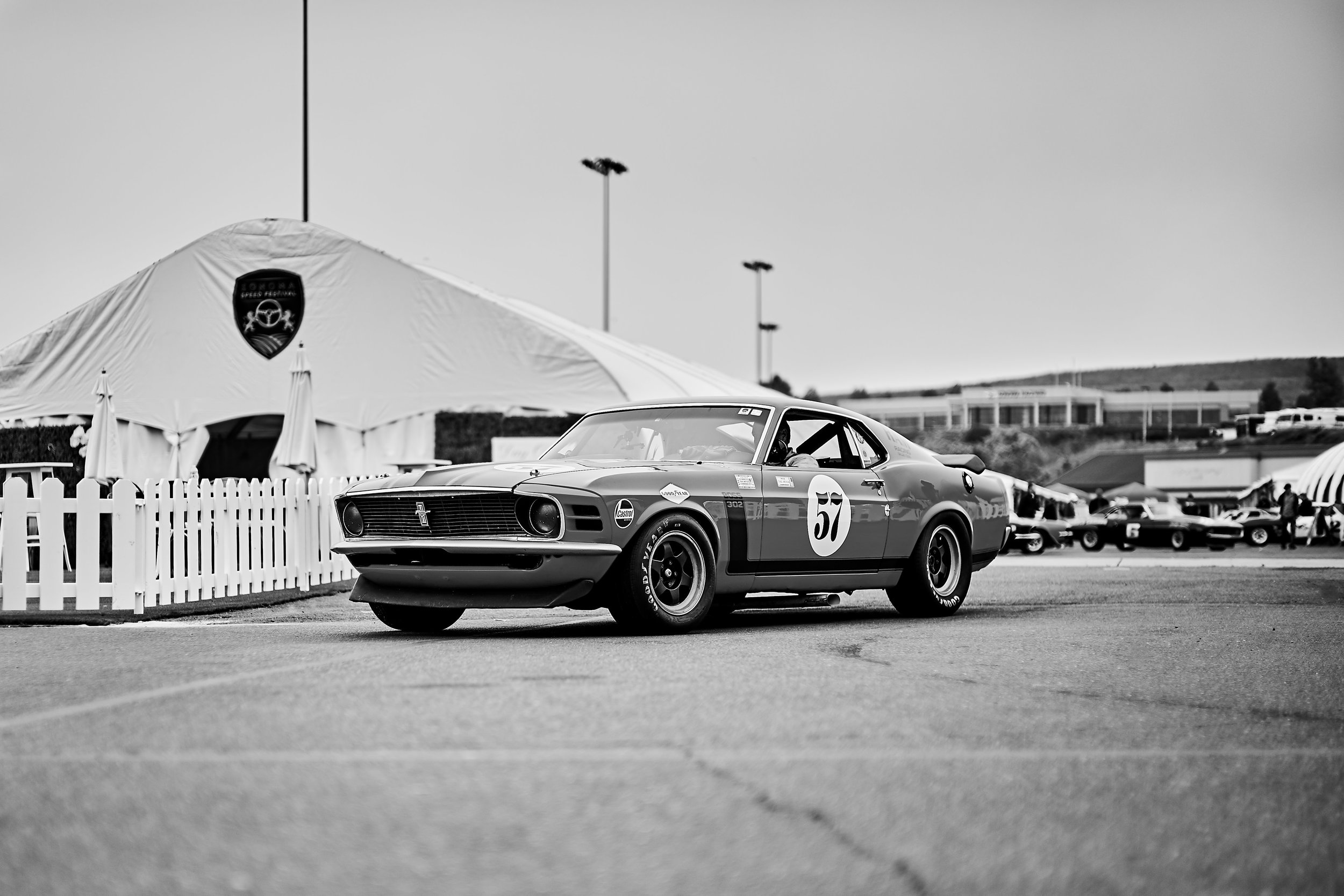 1970 Ford Boss 302 / Forrest Straight