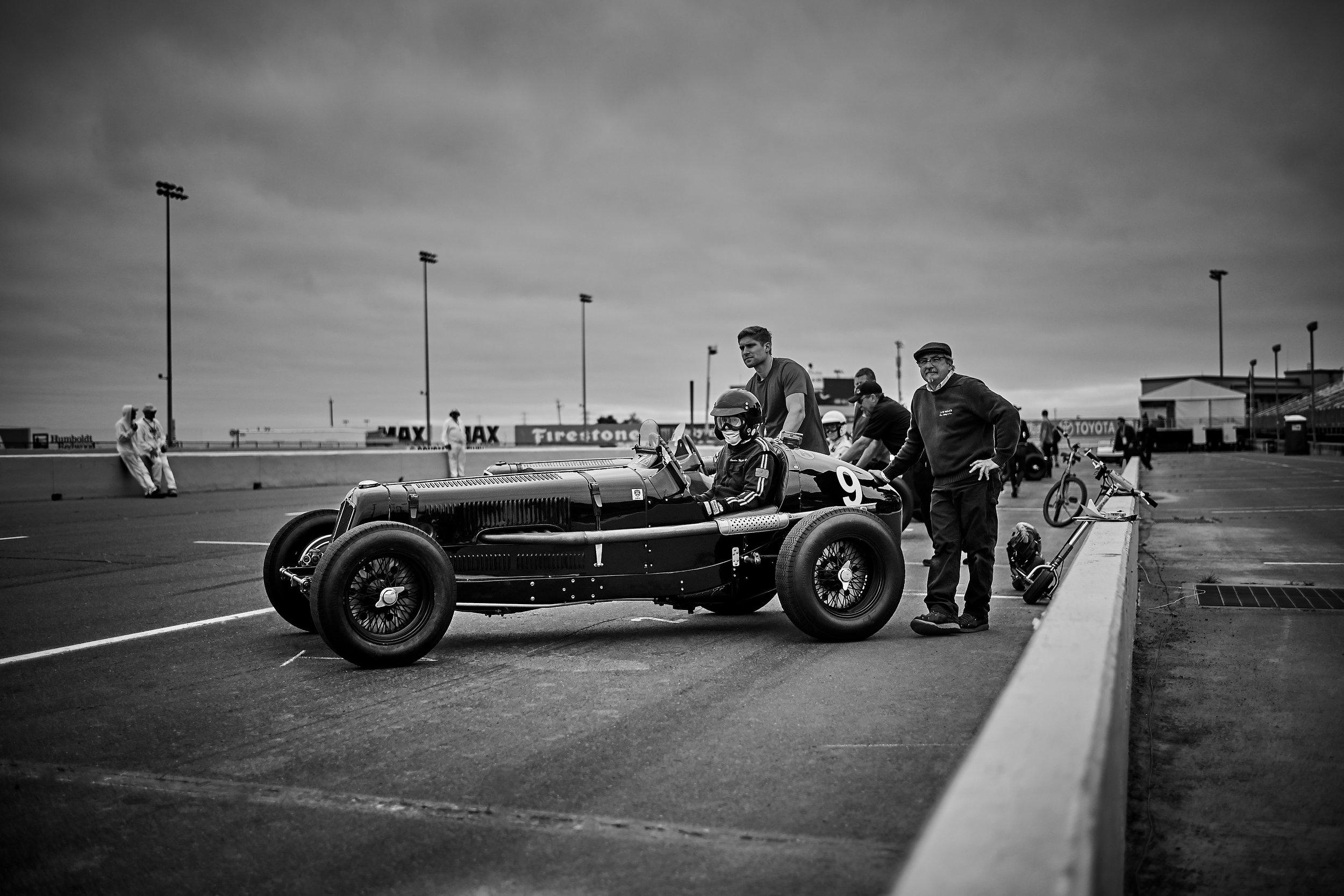 1936 ERA # R6B / Charles McCabe