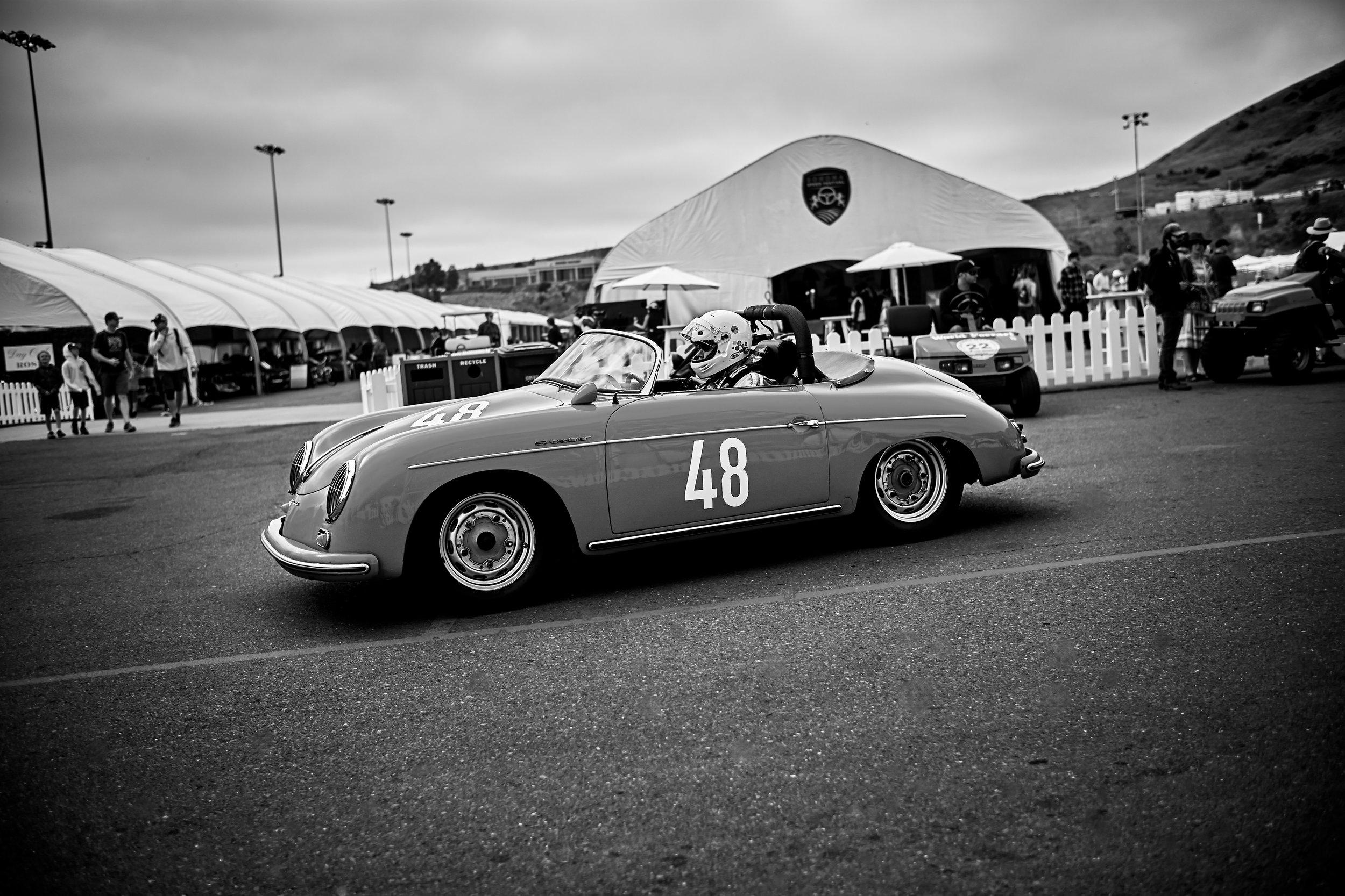 1956 Porsche 356A / Paul Christensen