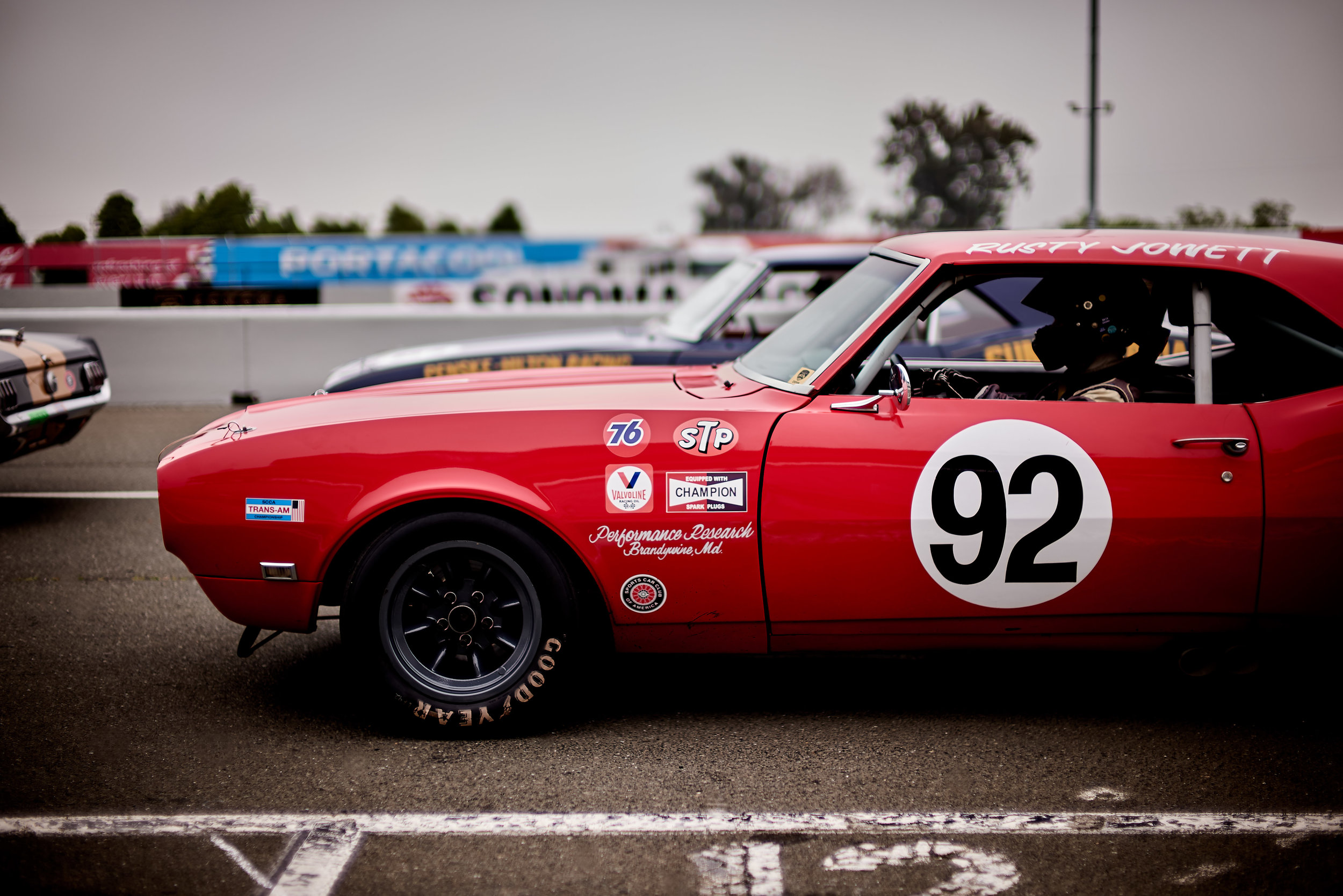 1968 Chevrolet Camaro / Daniel Goldsmith