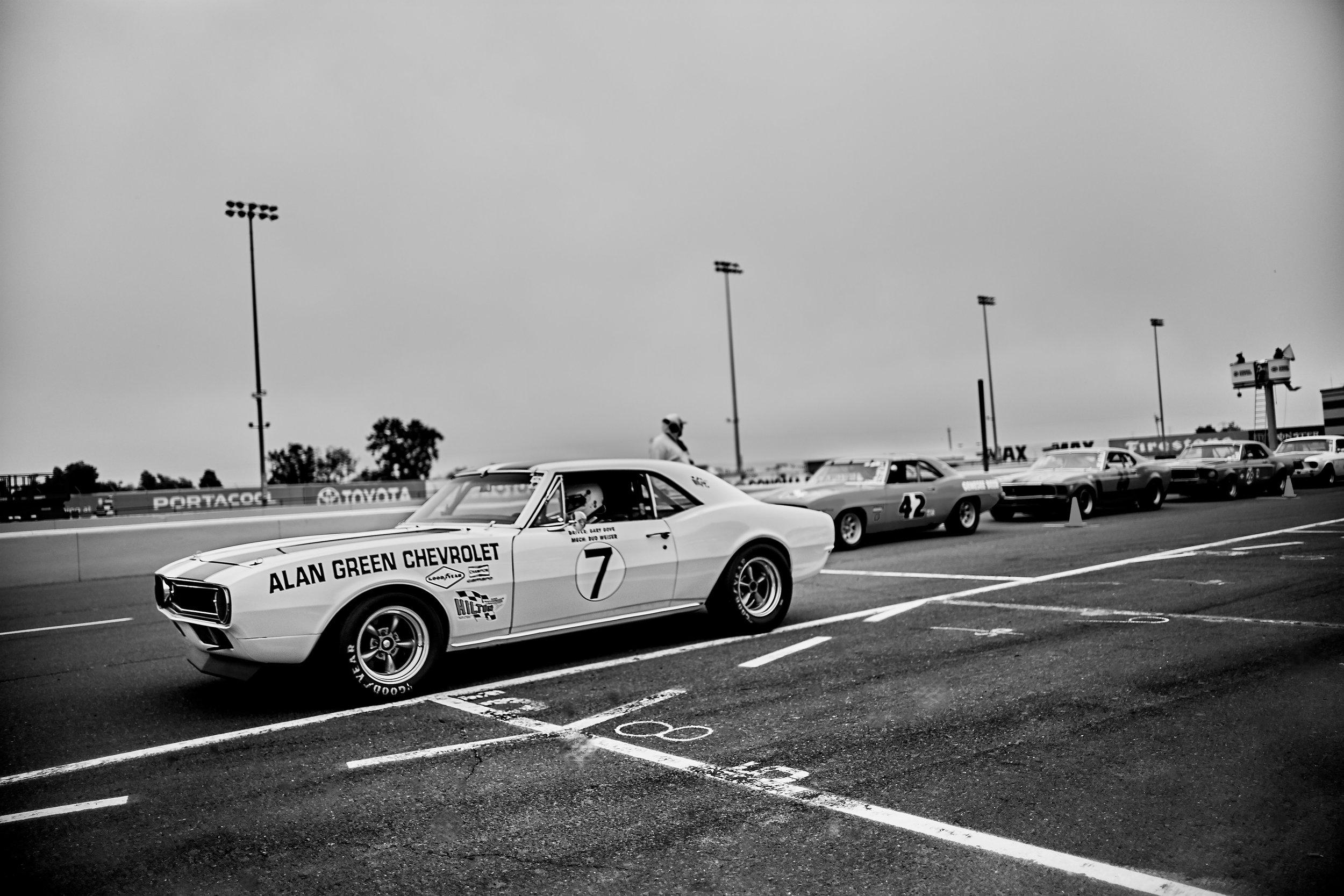 1967 Chevrolet Z28 Camaro / Tony Hart