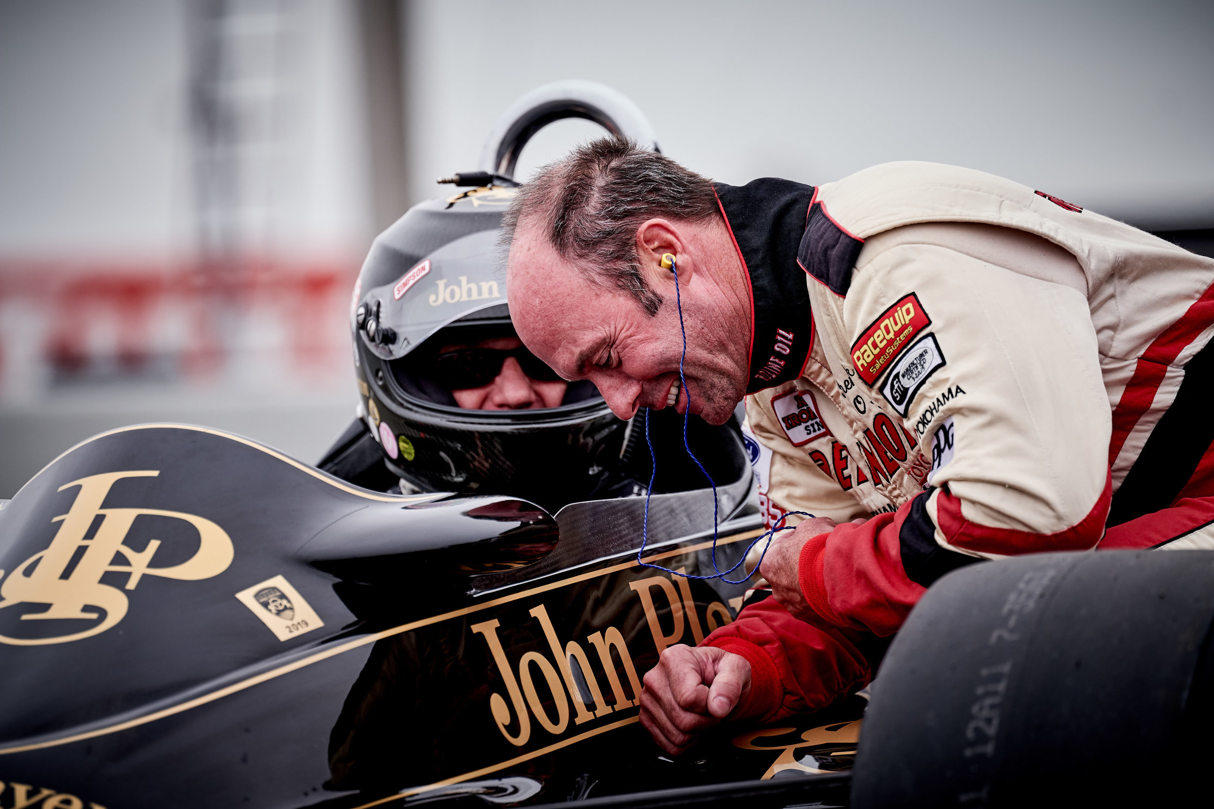 Memorable moments at the Inaugural Sonoma Speed Festival / 1974 Lotus 76/1