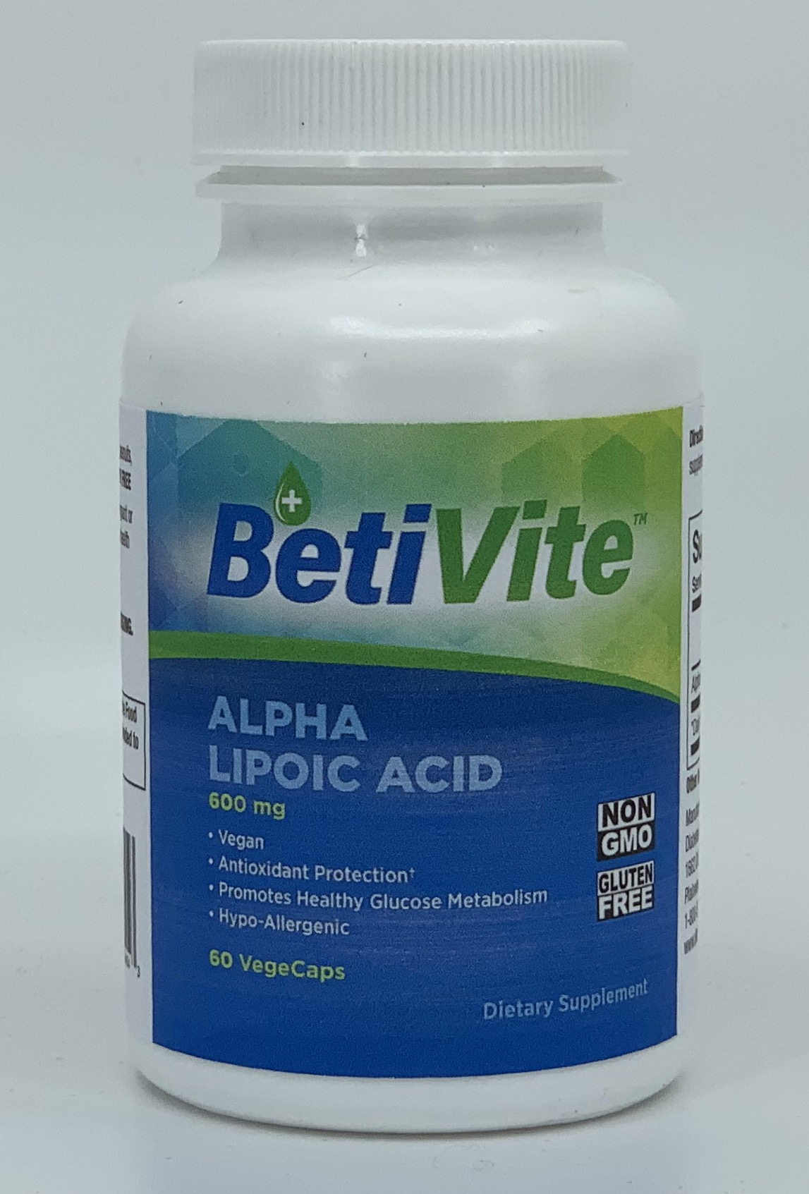 BetiVite Alpha Lipoic Acid Multi-Vitamin