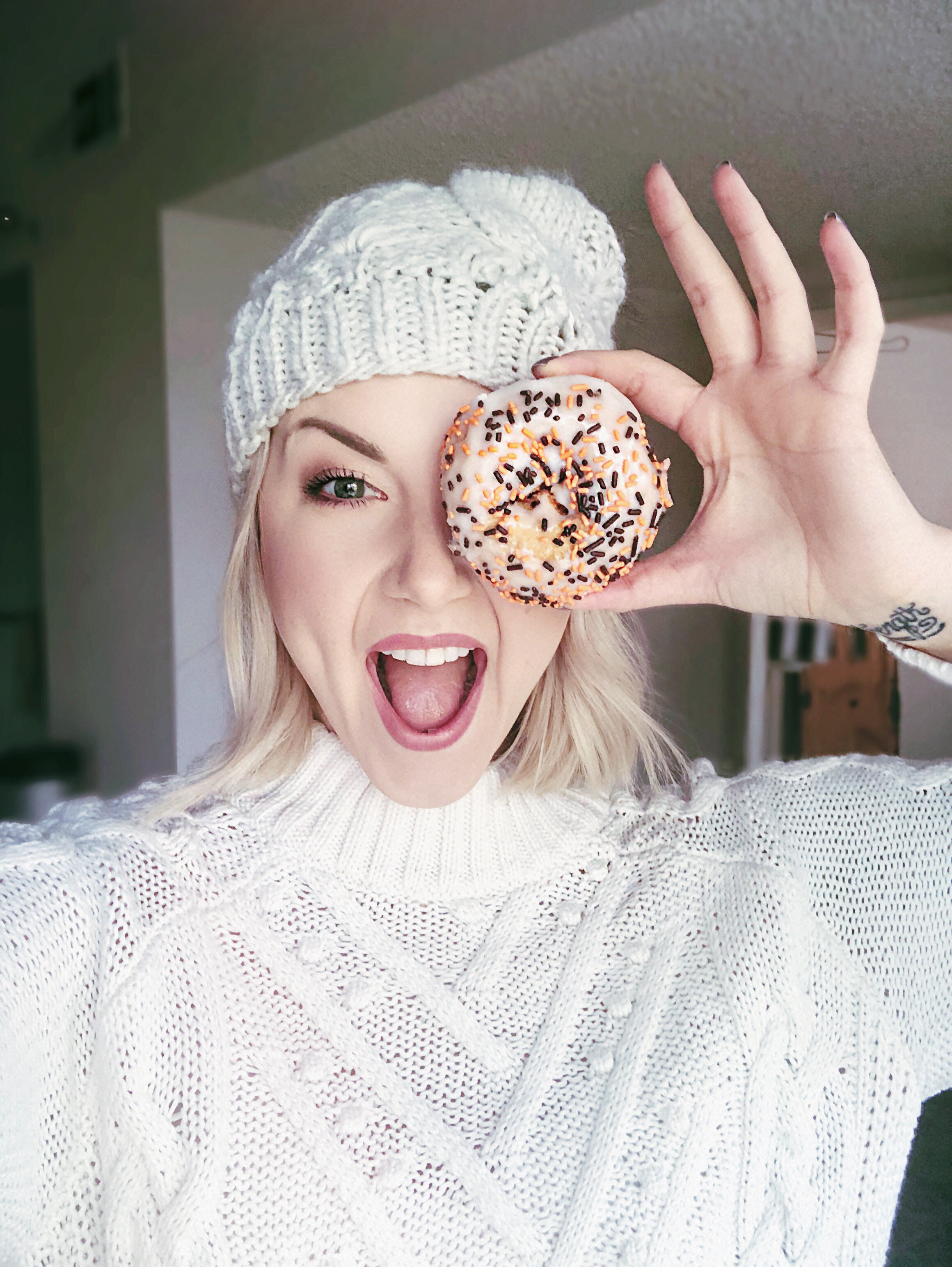 Be A Sprinkled Donut In A World Full Of Bagels - Mental Health >>