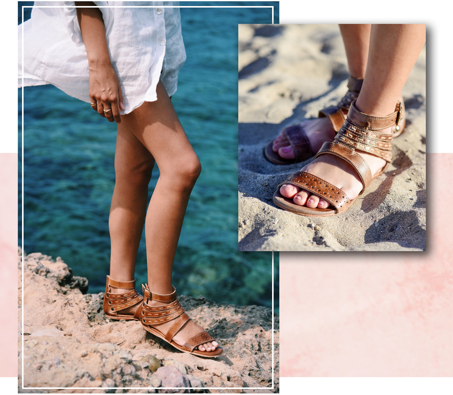 Slip into new sandals today!