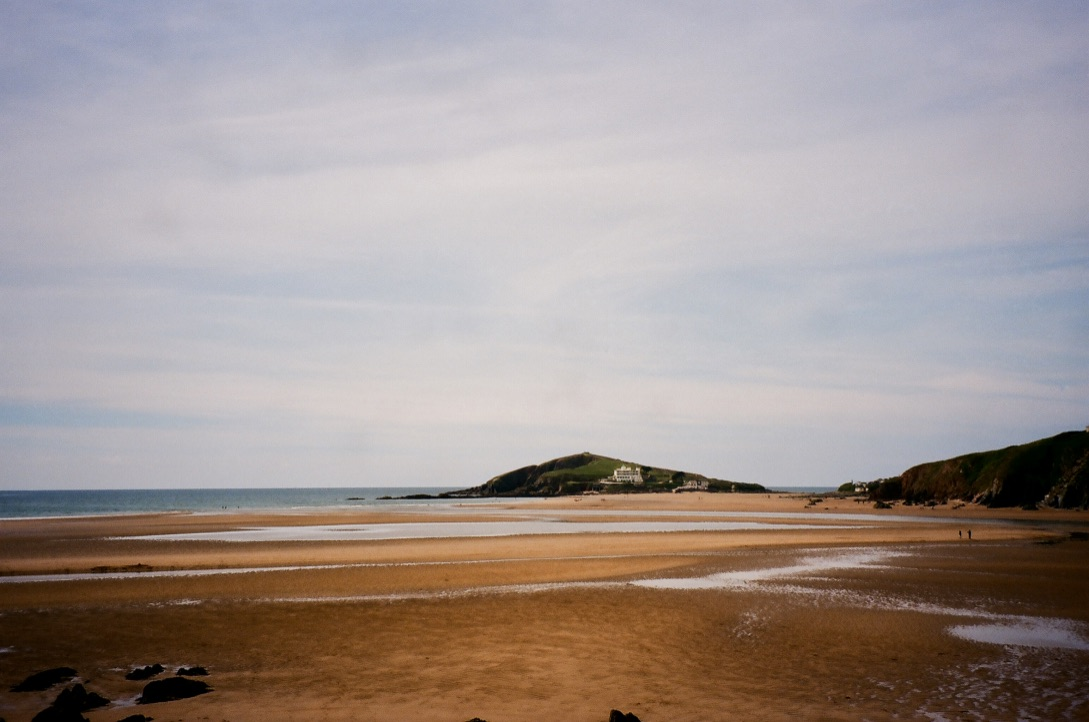 beautiful Burgh Island