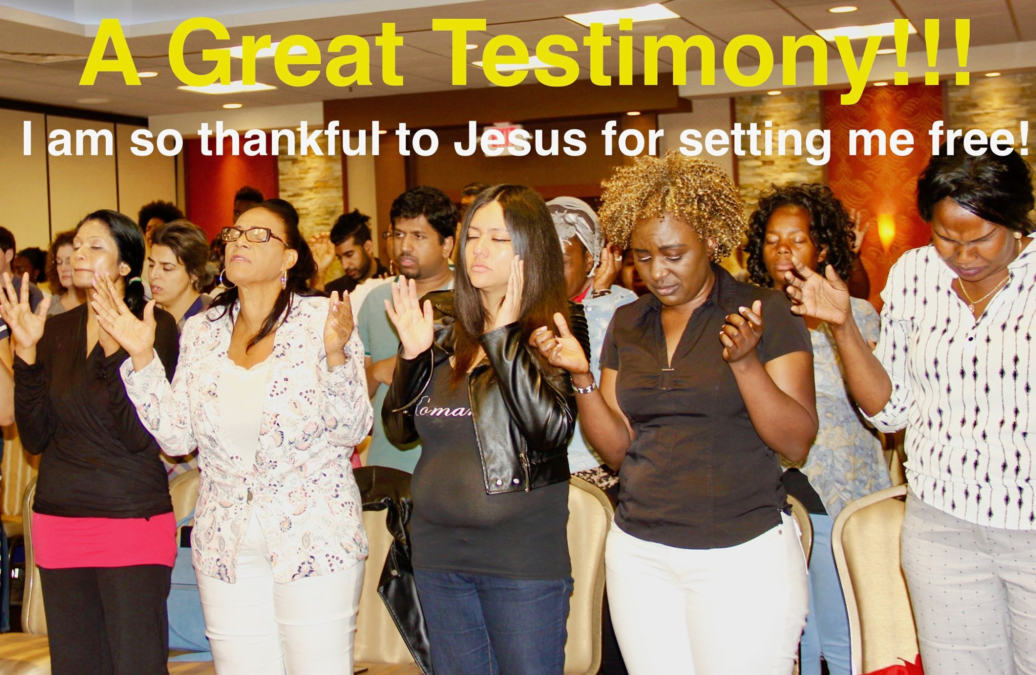 Testimonials — JOHN ZAVLARIS WORLD WIDE MINISTRIES