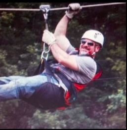 - Enjoying an afternoon of ziplining in one of Virginia's beautiful parks.
