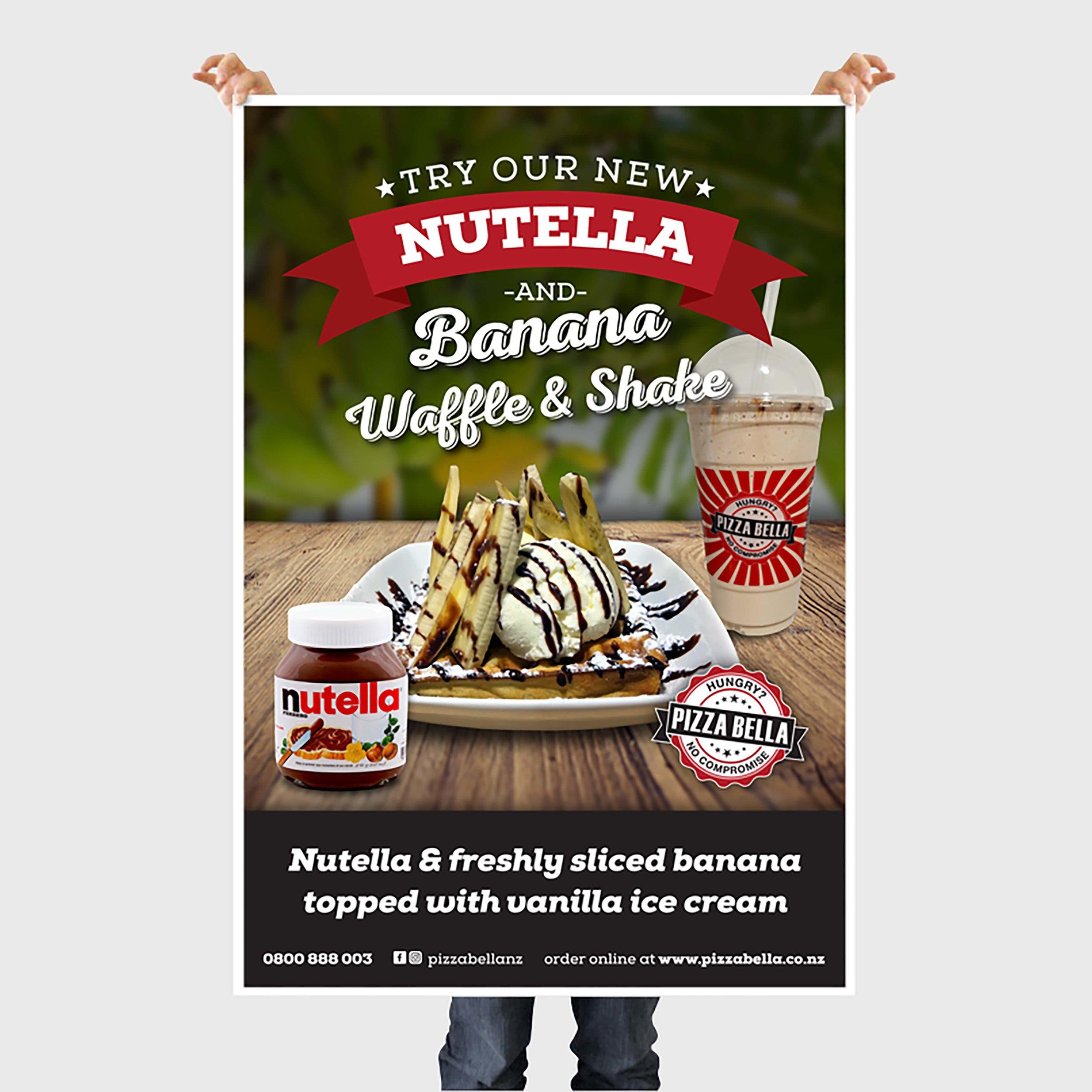 Pizza Bella Poster (square)-min.jpg