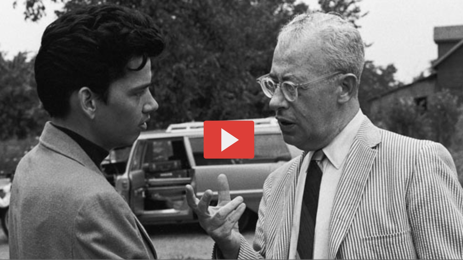 Encounter with Saul Alinsky - Part 2  Peter Pearson  1967 32 min National Film Board of Canada  In this short film, Indigenous youth test their inherently tolerant philosophy against the more pragmatic ideas of  Saul Alinsky . The Indians argue for a revision of the hundred-year-old Indian Act by peaceful persuasion. Alinsky advocates a more direct development of power to bring about the changes they seek.