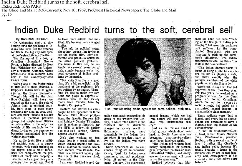 Indian_Duke_Redbird_turns_to_to the soft cerebral sell Nov 10 1969.jpg