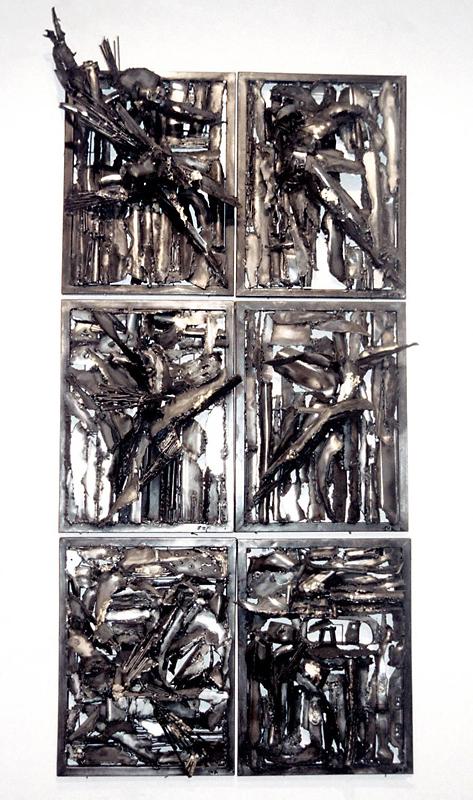 Isobel Folb Sokolow Sculpture - Creation Wall.jpg
