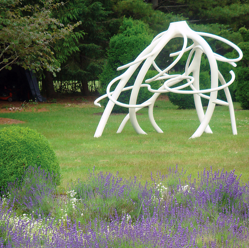 Steve Tobin Sculpture - Steelroot - 1b.JPG