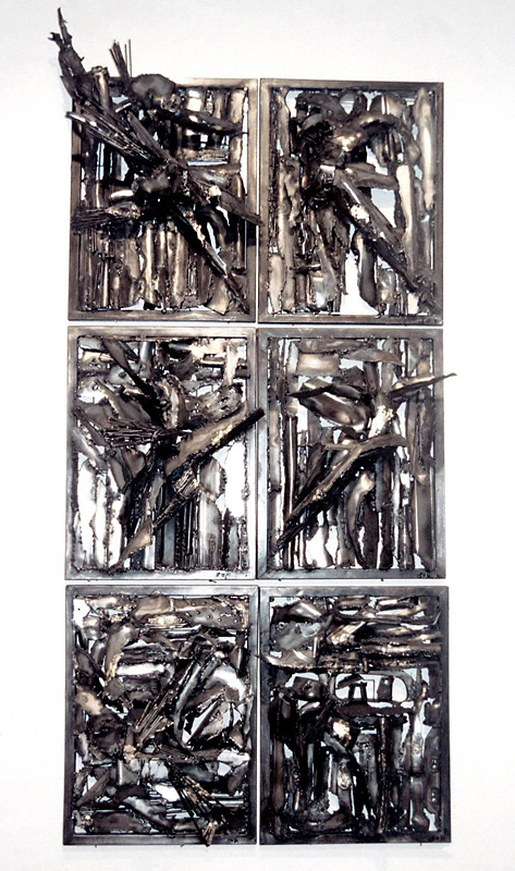 Isobel Folb Sokolow Sculpture - Creation Wall.jpg