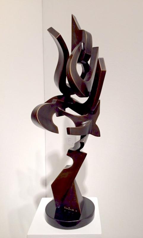 Kevin Barrett Sculpture - Naj Edition 7.JPG