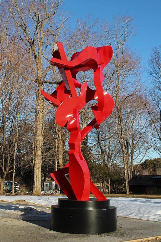 Kevin Barrett Sculpture - Navigator - Outdoor.JPG