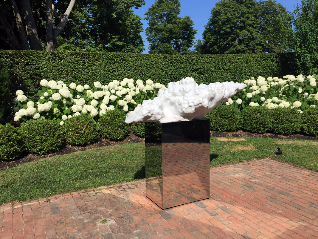 Cumulus Stone by Norman Mooney - Out of Bounds - White Room Gallery.jpg
