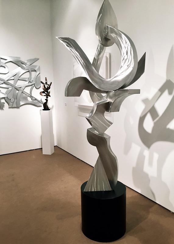 Kevin Barrett - Ignite - Palm Beach Modern+Contemporary 2018.JPG