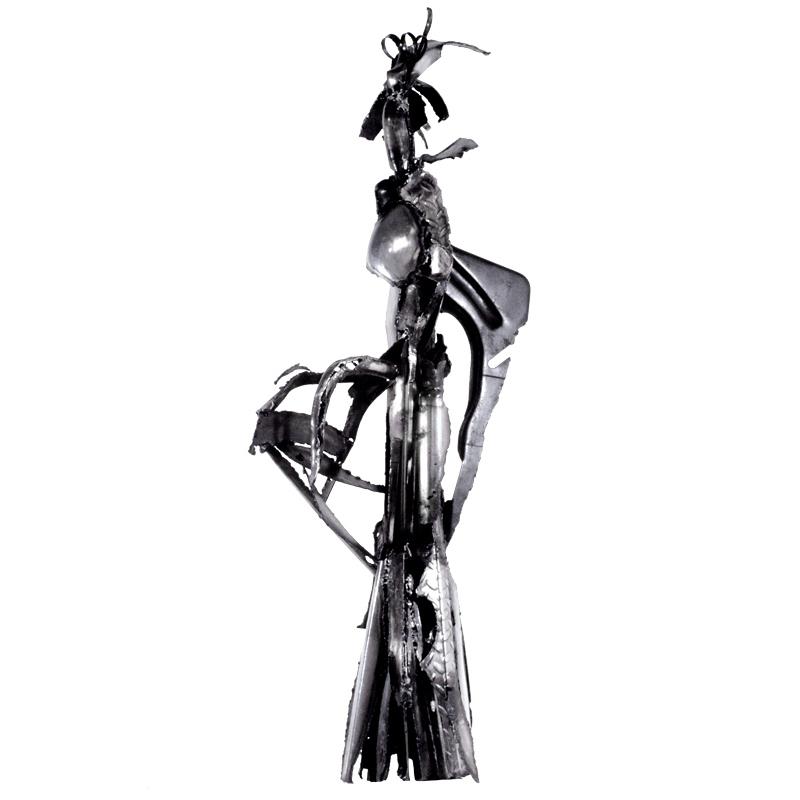 Isobel Folb Sokolow Sculpture - Queen Bee Standing.jpg