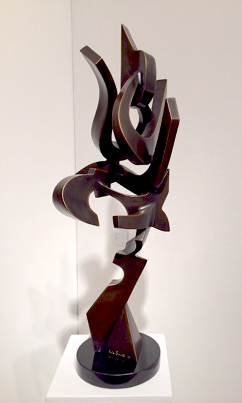 Kevin Barrett Sculpture - Naj Edition 7.JPG