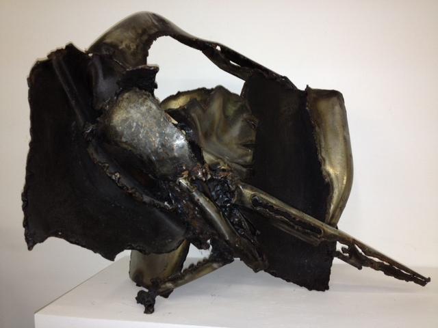 Isobel Folb Sokolow Sculpture - Metamorphosis.JPG