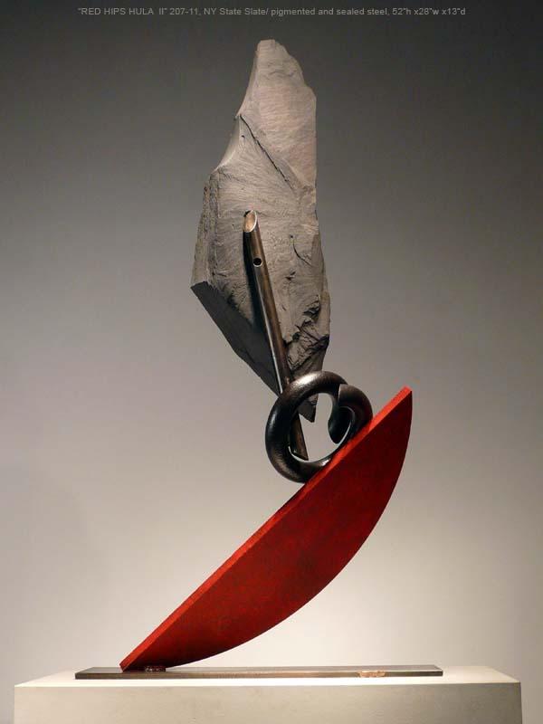 John Van Alstine - Red Hips Hula II.jpg