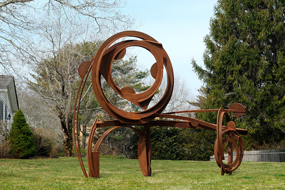 Joel Perlman Sculpture - Wide Wheel.jpg