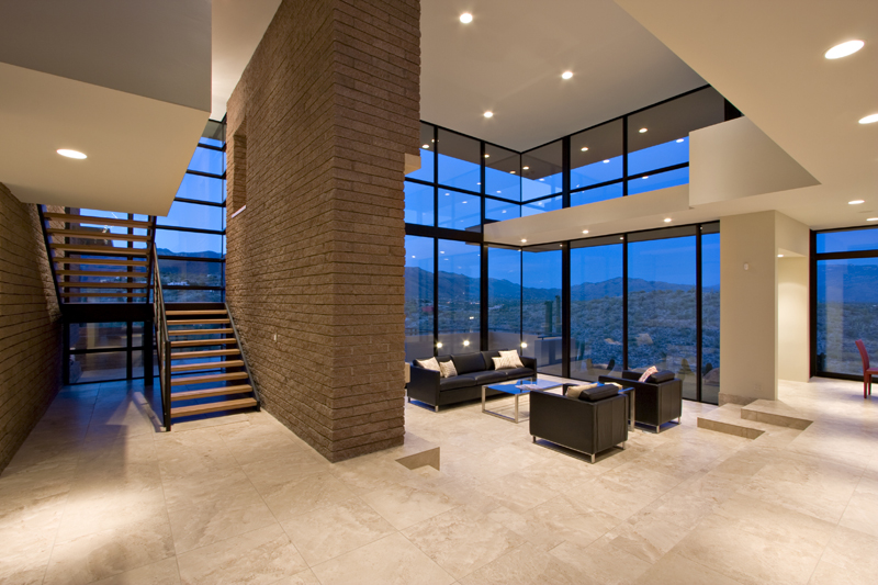 McCreary Homes, modern greatroom, Tucson Builders.jpg