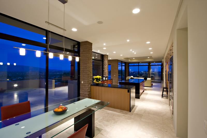 McCreary Homes, modern dining, luxury homes Tucson AZ.jpg