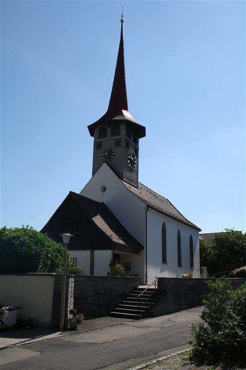 2019-06-24 Kirche Pfungen , Rheinfall - 10.JPG
