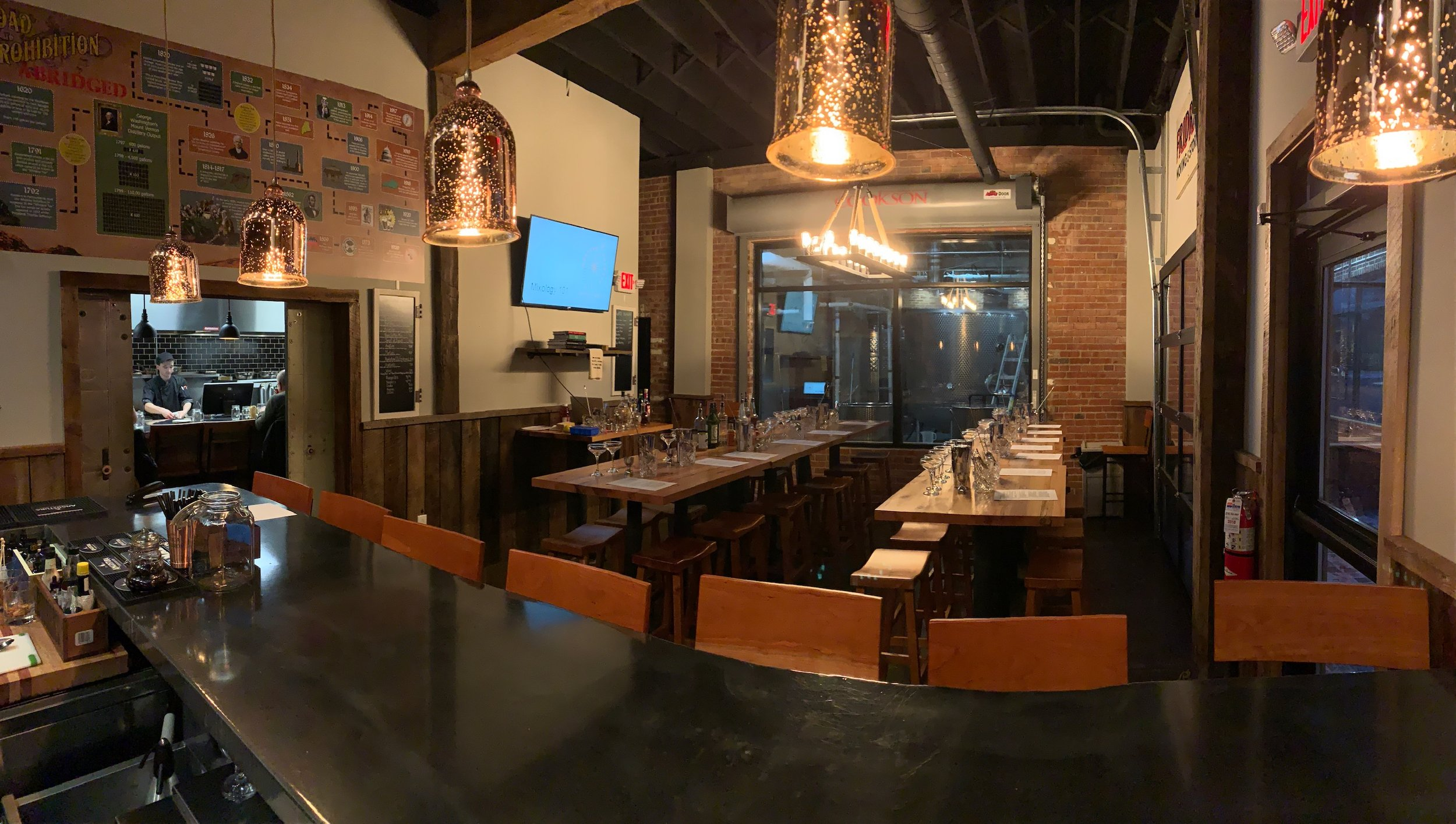 The Distillery Bar and Tasting Room
