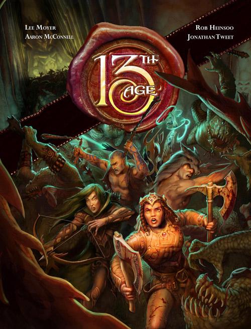 13th Age Core Book Cover