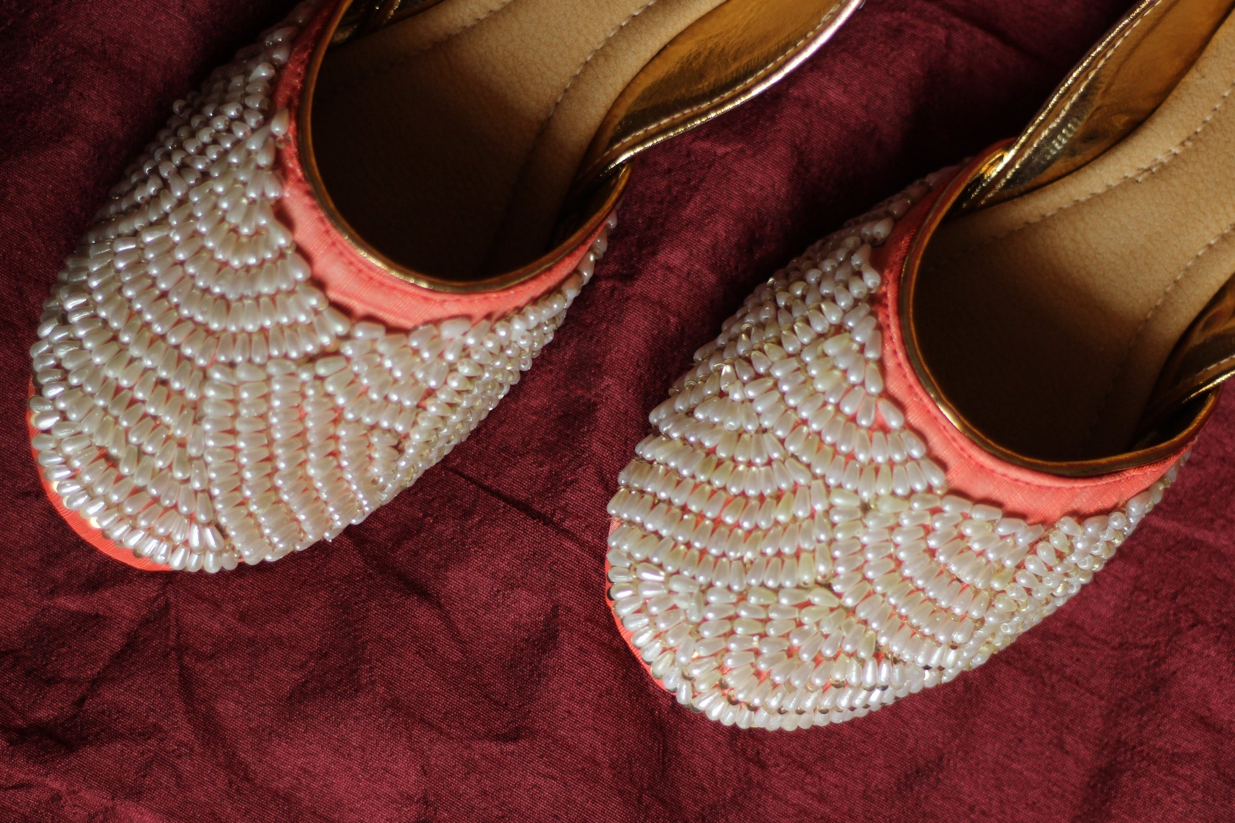 INARA - Carefully handcrafted with utmost precision to set you apart - Just as an oyster marks its pearl !