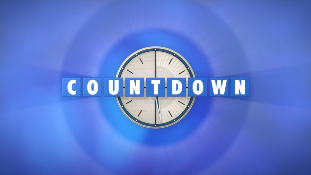 countdown - Countdown is a UK game show whereby a selection of random letters appears in front of contestants.The aim of the game is to create the longest word possible from the letters in front of you.The created word must then be placed accurately into a sentence to prove that the contestant understand its meaning.http://www.keystage2literacy.co.uk/countdown-letters-game.html