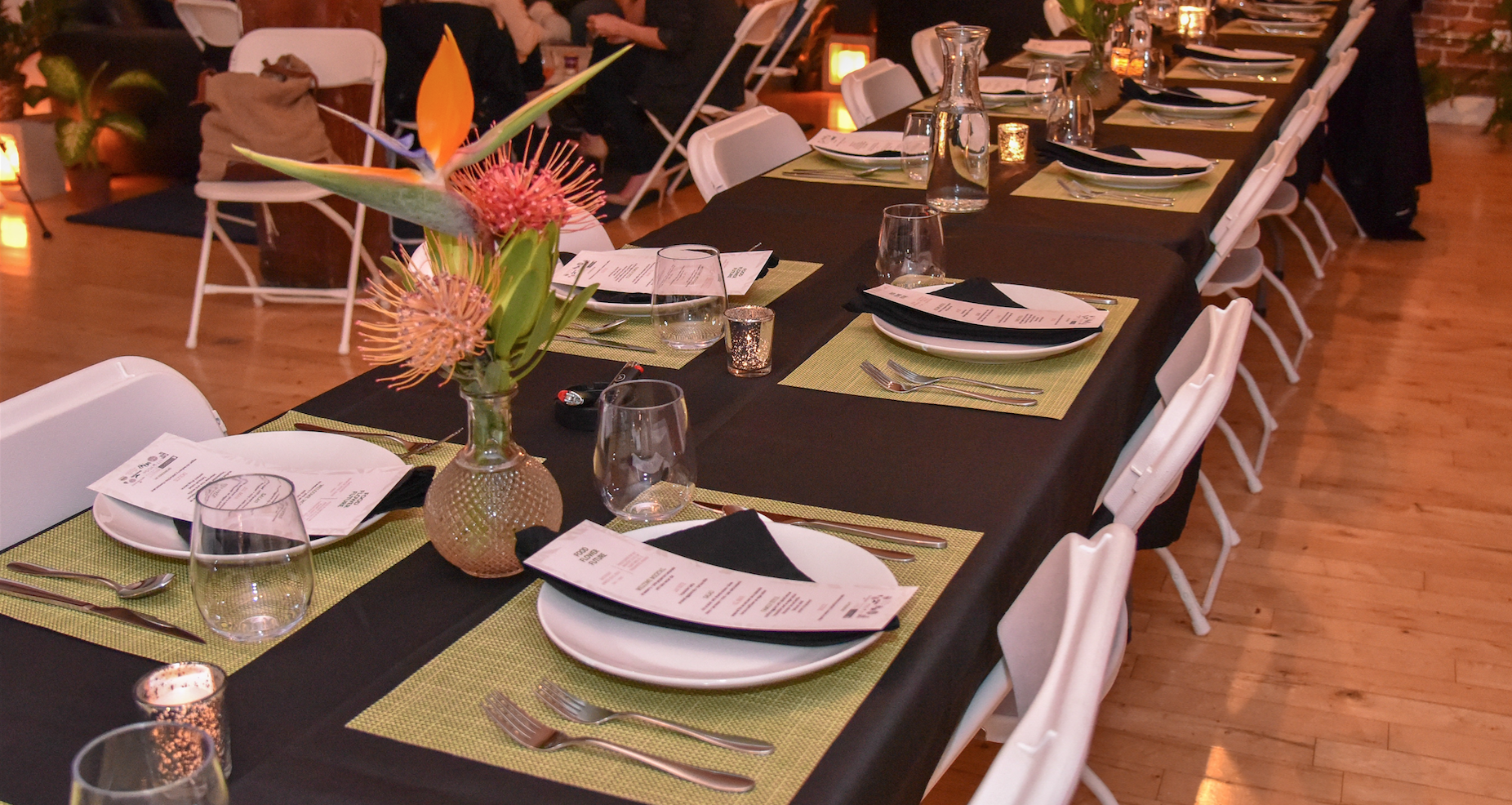 """FOOD FLOWER FUTURE'S CANNABIS DINNER IS ONE OF MY FAVORITE EVENTS YET!"""