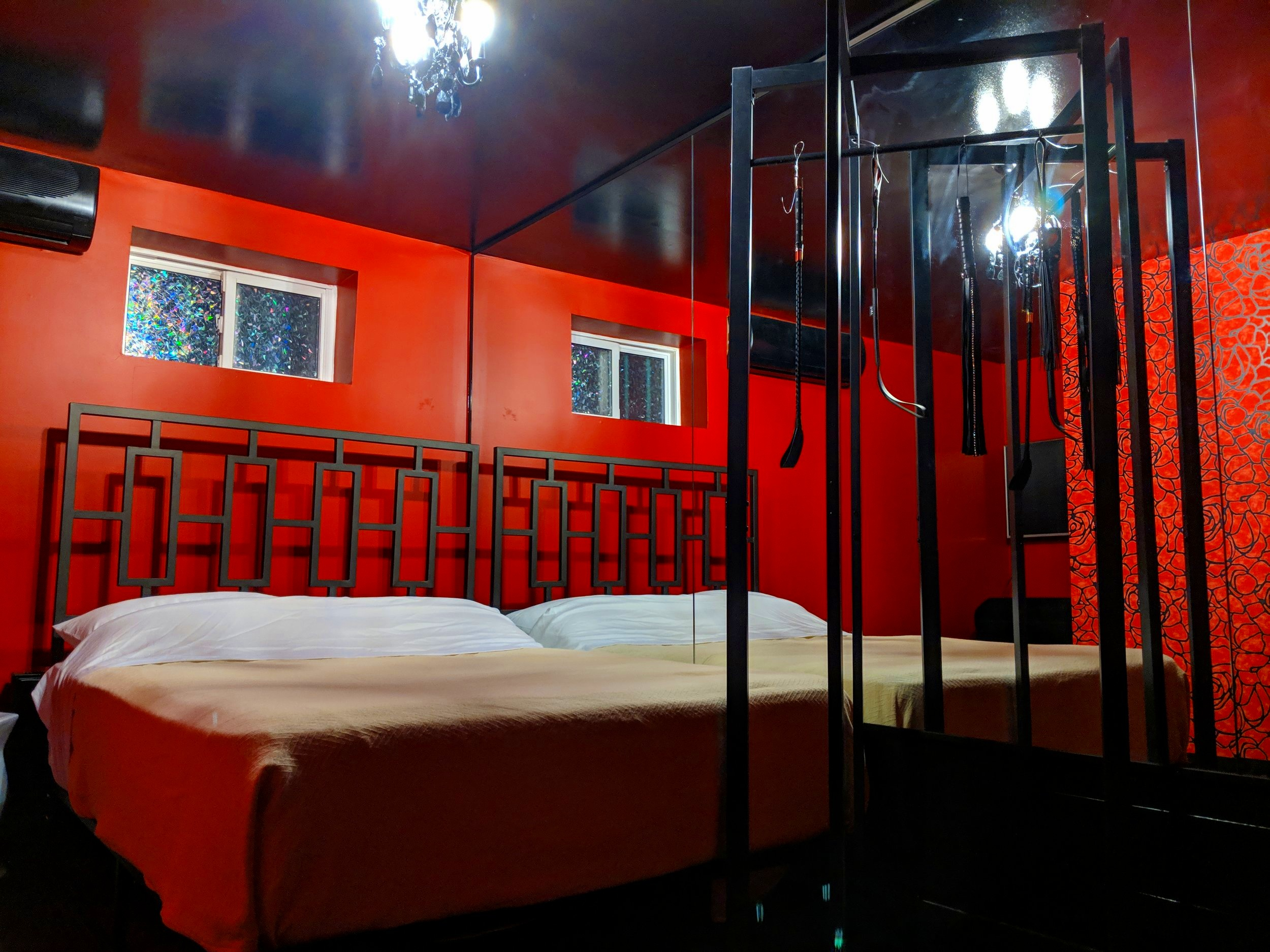 red room - The Red Room ripens those who will express passion.Thrive within a garden of excitement in this oasis of fruition.Express growth, whether you will do it with our leather accessories or your own imagination.