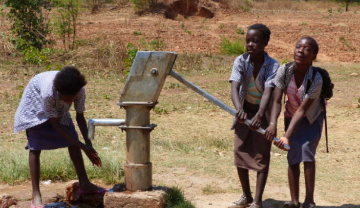 when our consulting services are engaged - We give 365 days of clean water to Ten students in Zambia.