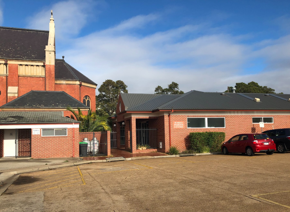 WAW Bairnsdale at St Mary's Parish Hall