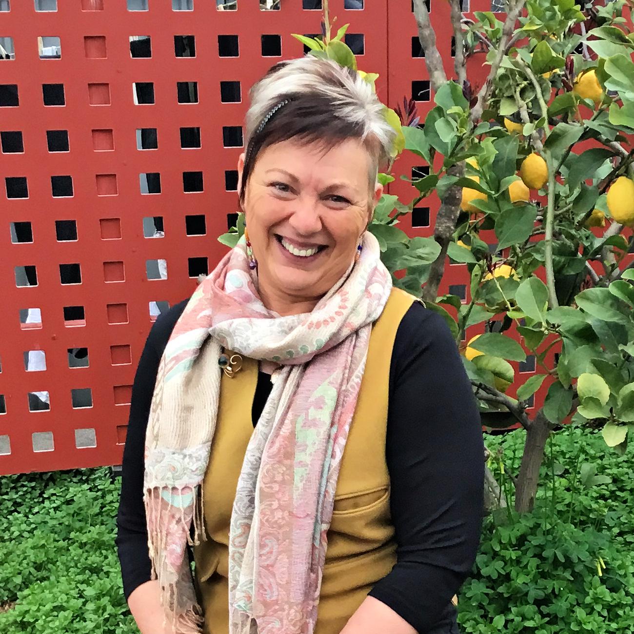 Traralgon Ambassador Margie Barrett-Poole