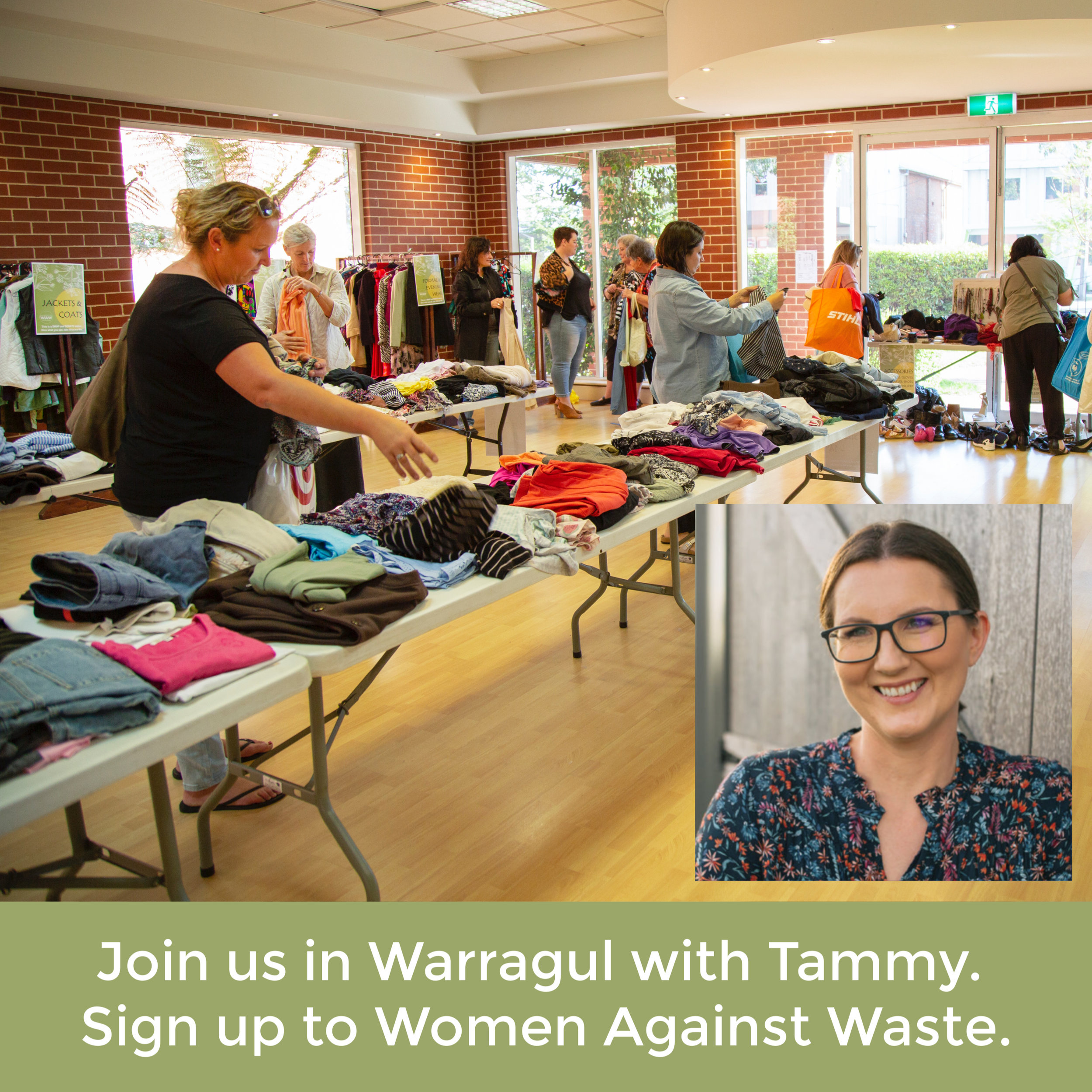 Warragul WAW event