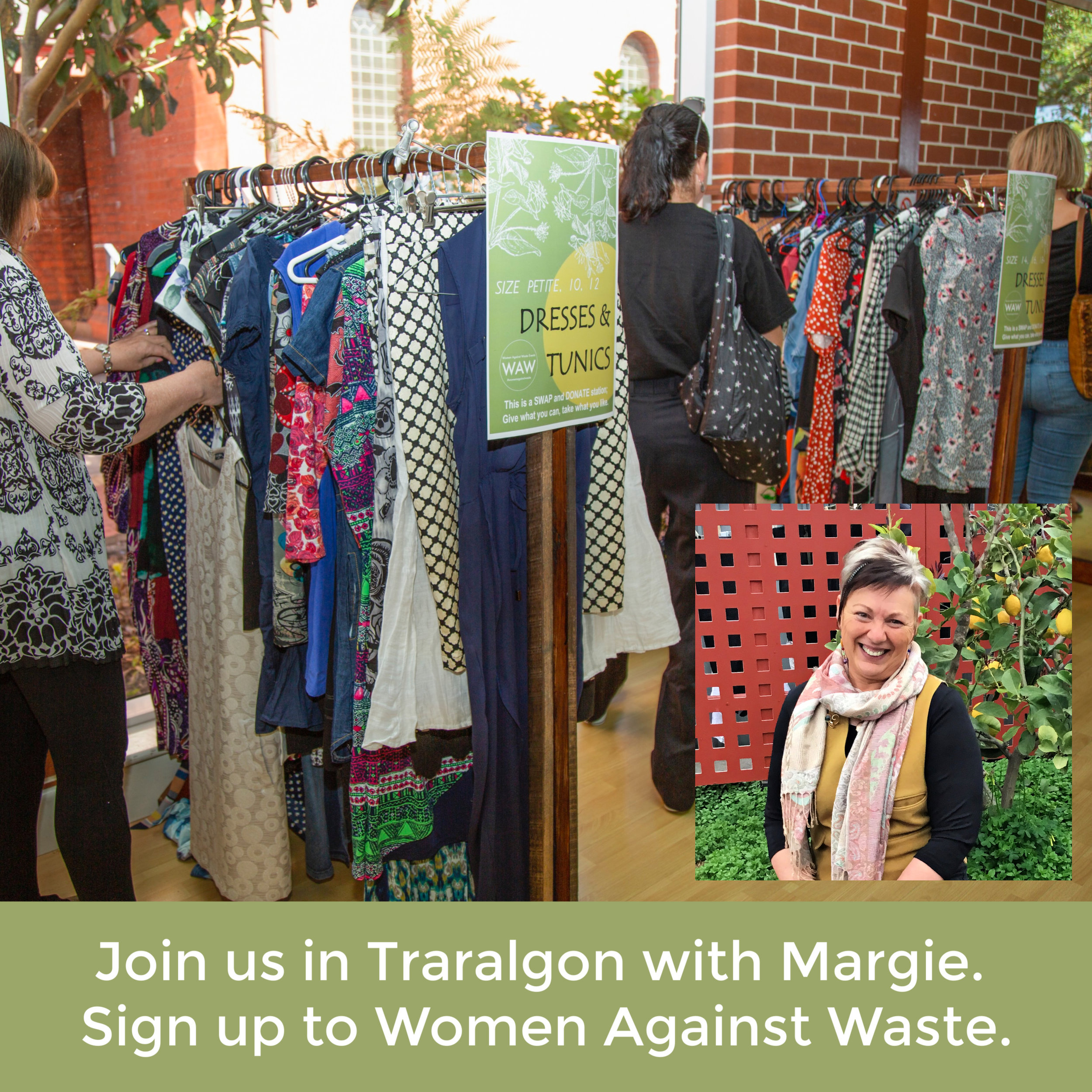 Traralgon WAW event