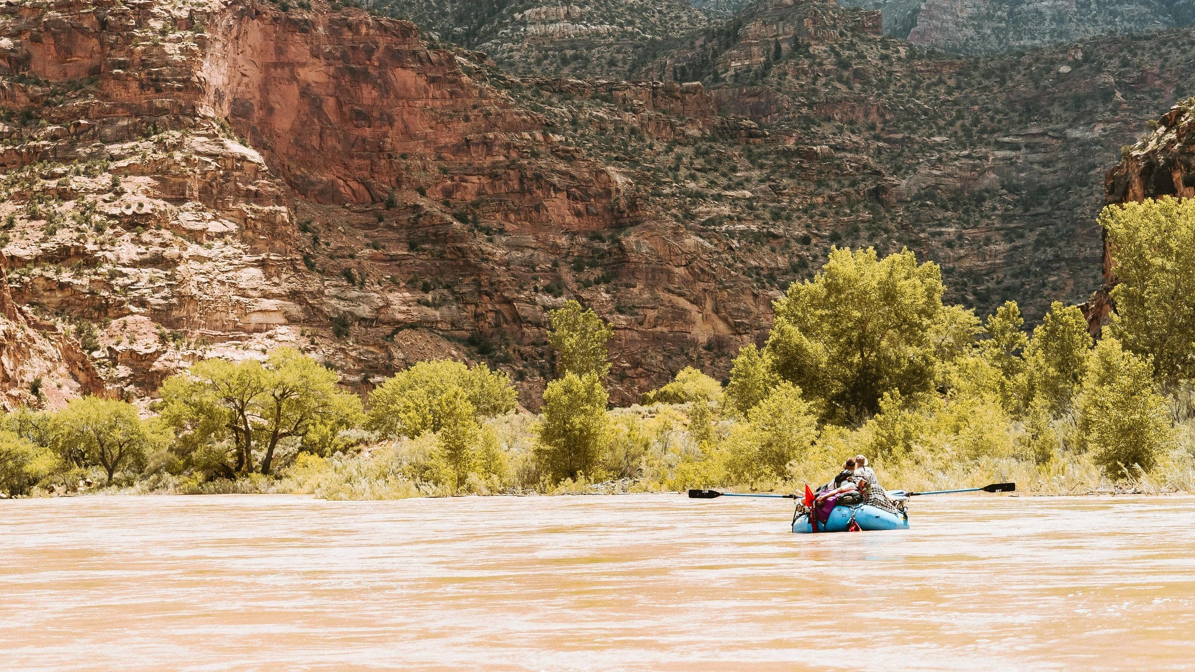 Deso Gray Canyon June 2019