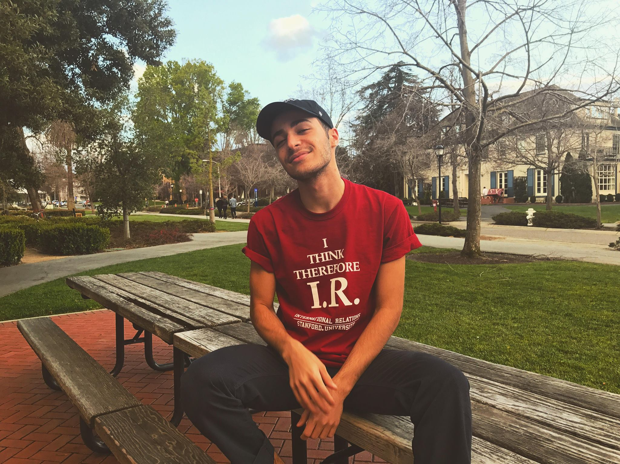 Current Junior at Stanford