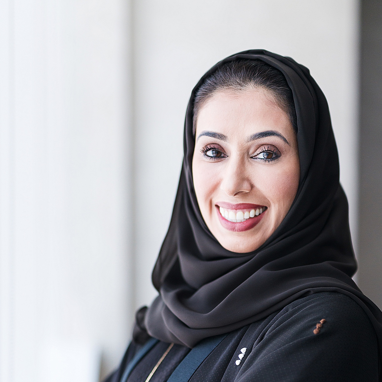 """Hessa Al Ghurair - Chief HR Officer, Commercial Bank International - """"Rana's session was one of the very few ones that made me feel happy with whatever I have achieved so far – we need more authentic speakers like her."""""""
