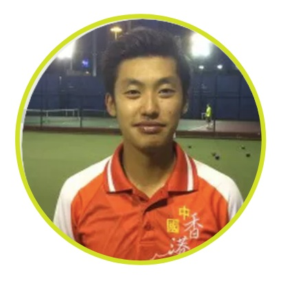 Mr. Arthur Lam, HK National Lawn Bowls Player