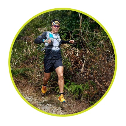 Mr. Wong Ho Fai, HK Ultrarunner