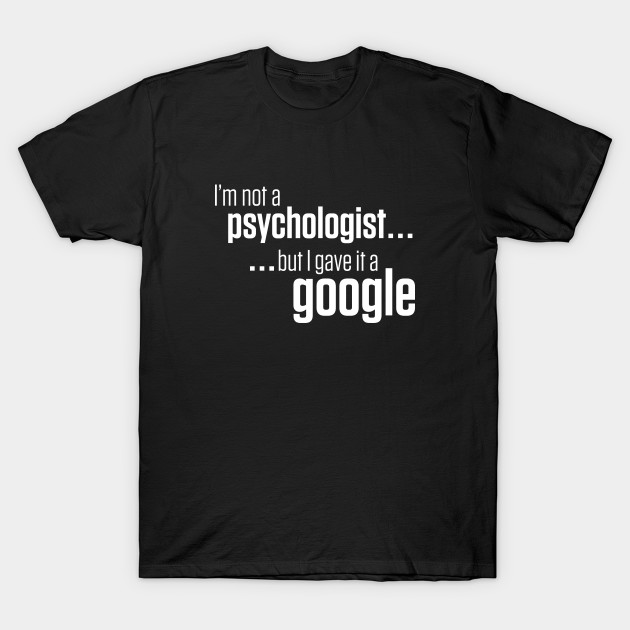 """I'm not a psychologist… but I gave it a google"" - Grey"